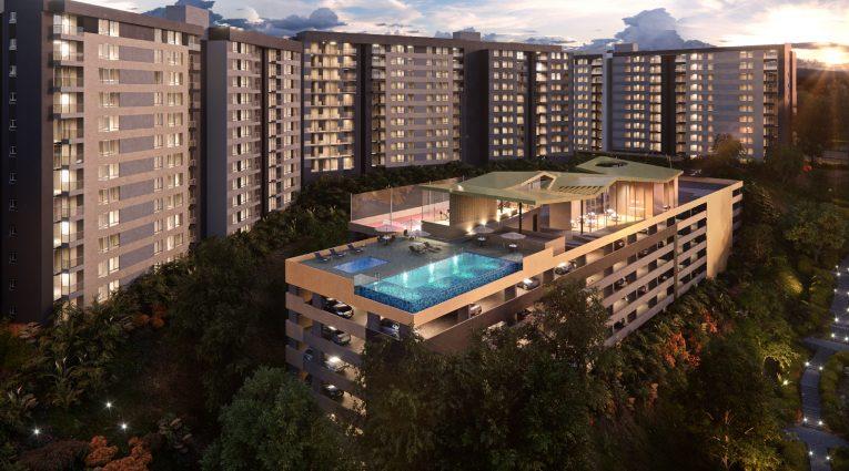Proyecto Olivar Apartamentos